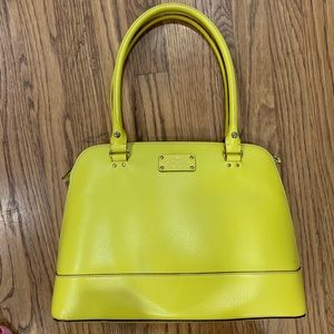 Yellow Kate Spade New York Handbag ☀️